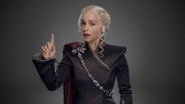 Promo's onthullen kostuums Game of Thrones-personages