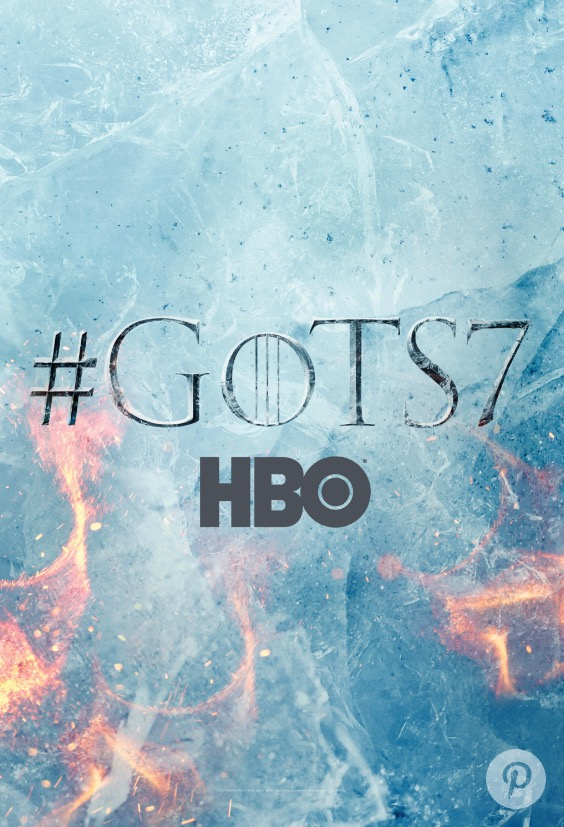 Game of Thrones seizoen 7 poster
