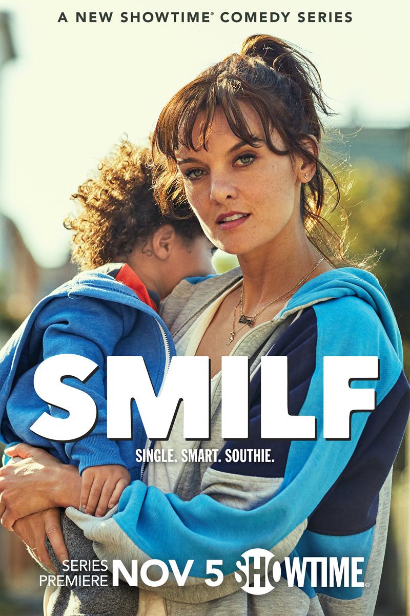 Trailer en poster voor Showtime's SMILF