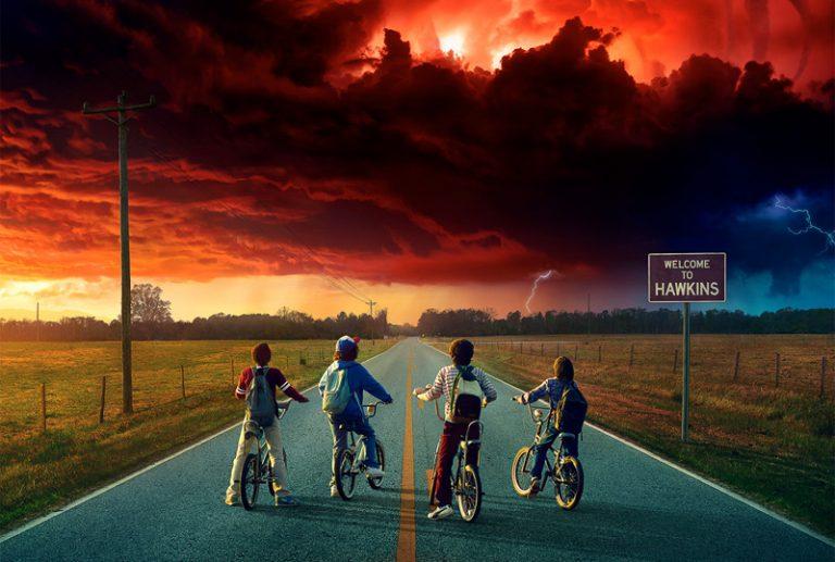 Nieuwe Stranger Things seizoen 2 trailer