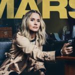 Poster voor Hulu's Veronica Mars seizoen 4