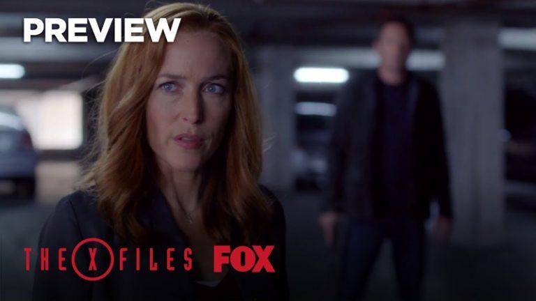 Nieuwe The X-Files seizoen 11 promo