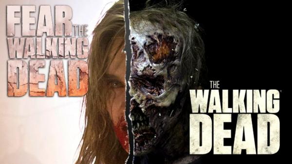 The Walking Dead en Fear the Walking Dead krijgen cross-over
