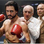 Robert De Niro als coach van bokser Roberto Duran