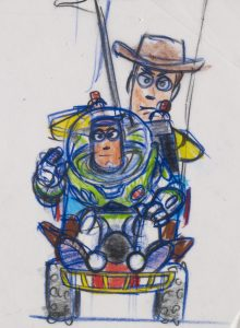 Kunst en technologie: De Pixar Expo (Immy Verdonschot) 8