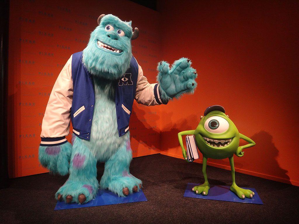 Kunst en technologie: De Pixar Expo (Immy Verdonschot) 2