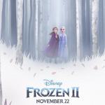 Nieuwe poster voor Frozen 2