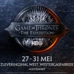 Game of Thrones the Exhibition opening