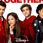 Eerste poster voor High School Musical: The Musical: The Series