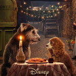 Eerste poster Disney's Lady and the Tramp remake