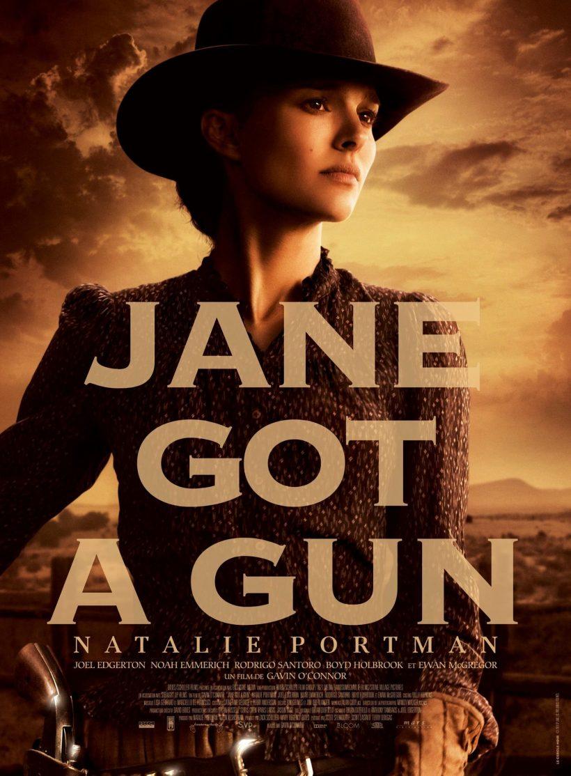 Natalie Portman in trailer voor Jane Got a Gun