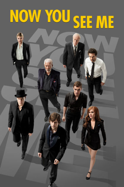 Gastrecensie Now You See Me (Bram Emens)