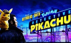 Pokémon Detective Pikachu!