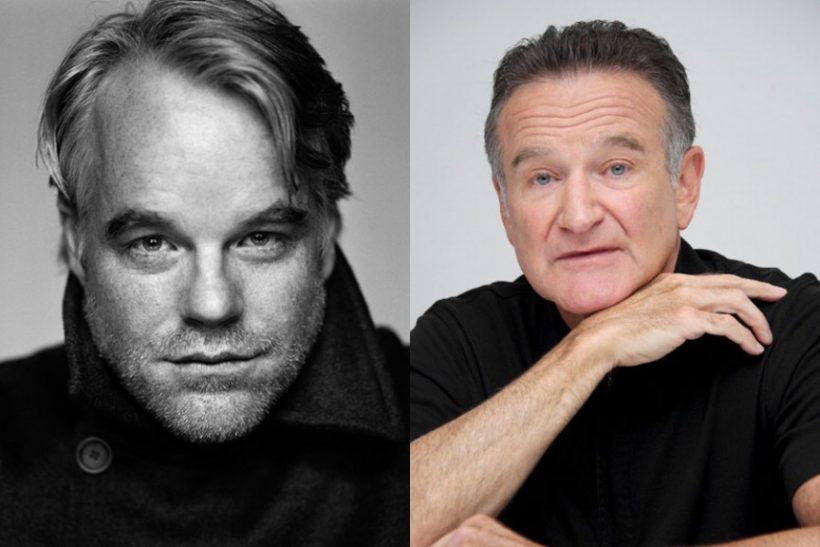 Jaaroverzicht 2014 | Deel 1 (Sandro Algra) | Philip Seymour Hoffman en Robin Williams