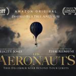 Eerste trailer en poster The Aeronauts met Eddie Redmayne en Felicity Jones