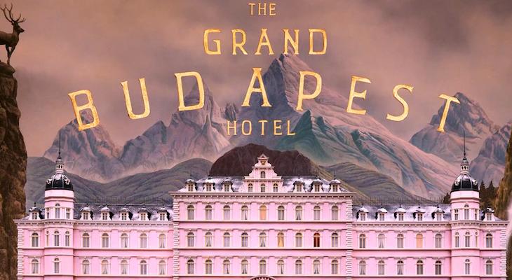 Jaaroverzicht 2014 | Deel 1 (Sandro Algra) | The Grand Budapest Hotel