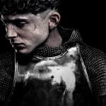 Timothée Chalamet als King Henry V op The King poster