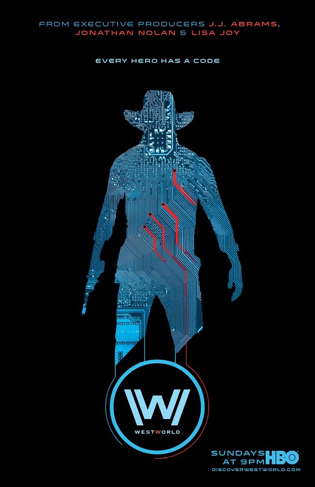 HBO onthult nieuwe Westworld posters