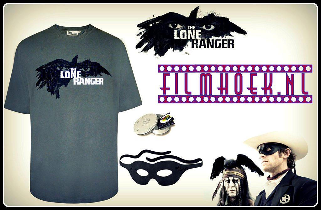 Prijsvraag The Lone Ranger - Beëindigd