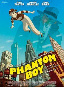 Persdag Phantom Boy met Gagnol en Felicioli