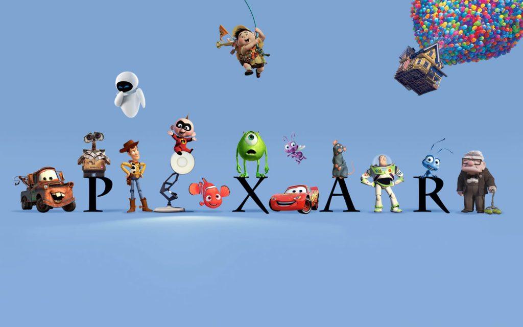 Kunst en technologie: De Pixar Expo (Immy Verdonschot) 1