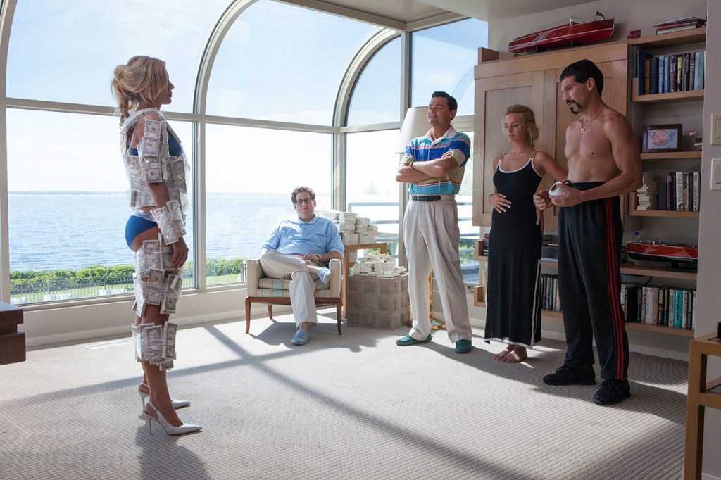 Recensie | The Wolf of Wall Street (Sandro Algra) 1
