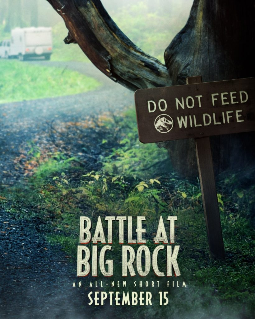 Battle At Big Rock Jurassic World