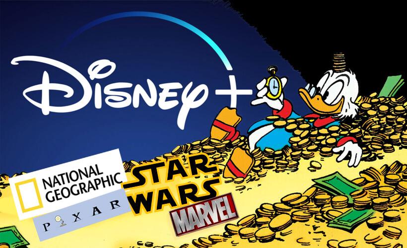 Cineweek | Disney Plus - is dat wat?