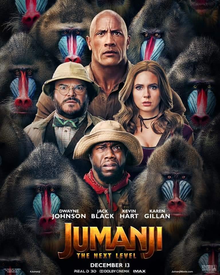 Jumanji: The Next Level