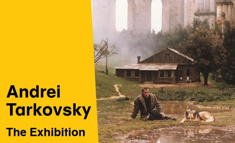 Filmevenementen | Week #37 - Andrei Tarkovsky The Exhibition