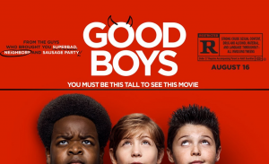 Recensie Good Boys