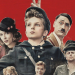 Poster voor Taika Waititi's anti-nazi film JoJo Rabbit