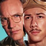 Personage posters voor Roland Emmerich's oorlogfilm Midway