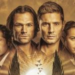 Poster en trailer voor Supernatural seizoen 15