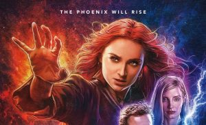 X-Men: Dark Phoenix Blu ray
