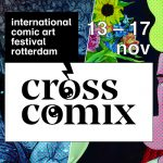 Comics, kunst en comedy op Cross Comix | 13-17 november