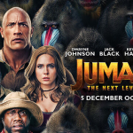 Nieuwe trailer voor Jumanji: The Next Level