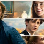 Poster voor Little Women met Saoirse Ronan en Emma Watson