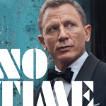 Eerste poster James Bond-film No Time To Die