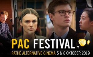 PAC Festival najaar 2019