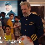 Trailer voor HBO's Avenue 5 met Hugh Laurie