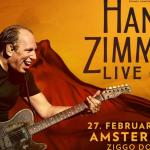 Hans Zimmer staat in 2021 in Ziggo Dome