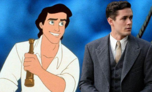 Jonah Hauer-King als Prince Eric in Disney's The Little Mermaid