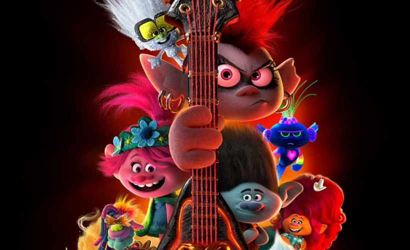 Trolls: World Tour