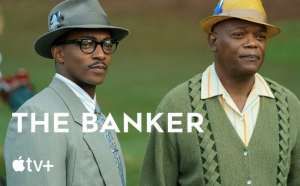 The Banker met Samuel L. Jackson & Anthony Mackie