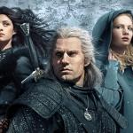Nieuwe poster voor Netflix's The Witcher