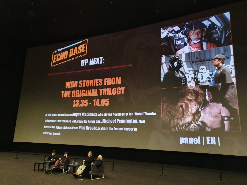 Echo Base Charity Con 2019 - A Star Wars Event
