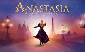Anastasia De Broadway musical