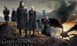 Game of Thrones seizoen 8 Blu ray