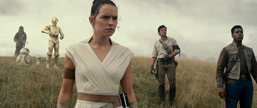 Recensie | Star Wars: The Rise of Skywalker (Jaime Andreas) 1